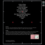 Duran Duran - Pretty Boys Of Rock n´ Roll (back cover)