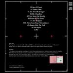 Duran Duran - Pretty Boys Of Rock n´ Roll (back cover)