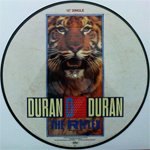 "Duran Duran - The Reflex 12"" (back cover)"