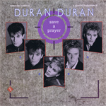Duran Duran - Save A Prayer (cover)