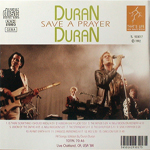 Duran Duran - Save A Prayer (back cover)