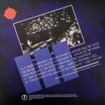 Duran Duran - Sing Blue Silver Live 2LP (back cover)
