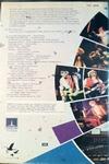Duran Duran - Sing Blue Silver (back cover)