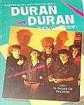 Duran Duran - Duran Duran (by Toby Goldstein) (cover)