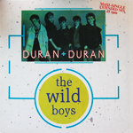 "Duran Duran - The Wild Boys 12"" (cover)"