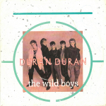 "Duran Duran - The Wild Boys 7"" (cover)"