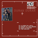Duran Duran - Meeting You At Live Aid (back cover)