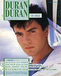 Duran Duran - 1986 Annual (cover)
