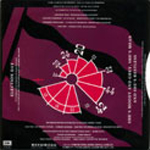 """Arcadia - Election Day 7"""" (back cover)"""