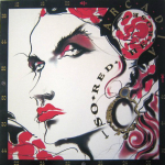 Arcadia - So Red The Rose LP (cover)