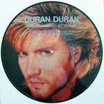 Duran Duran - San Francisco 27.10.1985 LP (back cover)