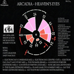 Arcadia - Heaven´s Eyes (back cover)