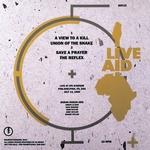 """Duran Duran - Live Aid 10"""" (back cover)"""