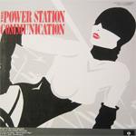 "Power Station - Communication 12"" (back cover)"