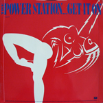 "Power Station - Get It On 12"" (back cover)"
