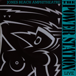 Power Station - Jones Beach Amphitheatre (cover)