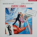 Duran Duran - A View To A Kill LP (cover)