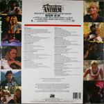 Soundtracks - American Anthem (back cover)