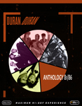 Duran Duran - Anthology 81-86 (cover)