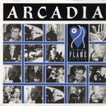 "Arcadia - The Flame 12"" (cover)"