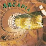 "Arcadia - Goodbye Is Forever 7"""