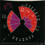 """Arcadia - Goodbye Is Forever 7"""" (back cover)"""