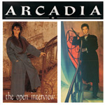 Arcadia - The Open Interview (cover)
