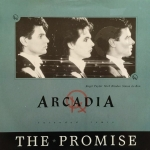 "Arcadia - The Promise 12"" (cover)"
