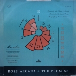 "Arcadia - The Promise 12"" (back cover)"