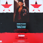 "Andy Taylor - Take It Easy 12"" (back cover)"