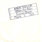 "Andy Taylor - When The Rain Comes Down 7"" (cover)"