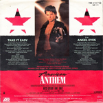 "Andy Taylor - Take It Easy 7"" (back cover)"