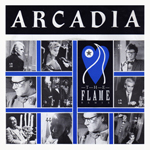 "Arcadia - The Flame 7"" (cover)"