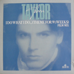 "John Taylor - I Do What I Do 12"" (cover)"