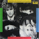 Missing Persons - Color In Your Life (back cover)