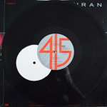 "Duran Duran - Notorious 12"" (back cover)"