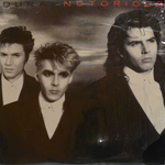 Duran Duran - Notorious LP (cover)