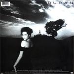 Duran Duran - Notorious LP (back cover)
