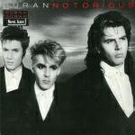 Duran Duran - Notorious LP (cover)