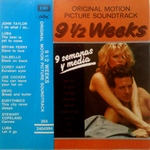 Soundtracks - 9 1/2 Weeks (cover)