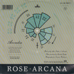 """Arcadia - The Promise 7"""" (back cover)"""