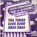Various - Artistas Internacionales De EMI Capitol En Concierto (cover)