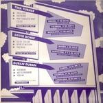 Various - Artistas Internacionales De EMI Capitol En Concierto (back cover)