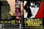 Andy Taylor - Thunder Live (cover)