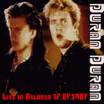 Duran Duran - Live In Atlanta 1987 (cover)