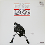Andy Taylor - Thunder LP (back cover)
