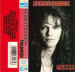 Andy Taylor - Thunder MC (cover)
