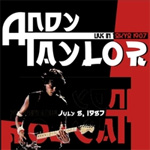 Andy Taylor - Live in Tokyo 1987 (cover)