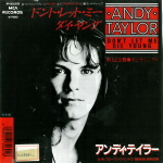"Andy Taylor - Don´t Let Me Die Young 7"" (cover)"