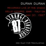 Duran Duran - Strange Behaviour Bari (back cover)